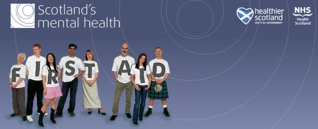 Scotland's Mental Health First Aid Training