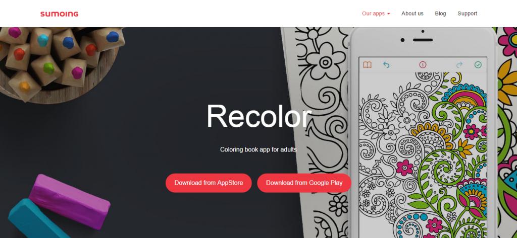 recolour app