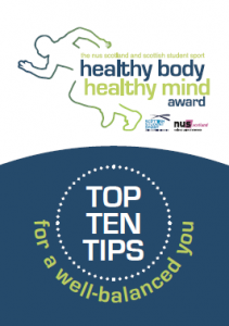 Top ten tips for a well-balanced you